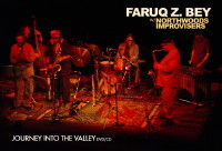 "Featured recording ""Journey into the Valley DVD/CD"""